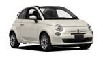 Fiat 500 Soft Top Cabrio oder ähnlich