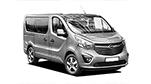 Opel Vivaro Minivan oder ähnlich
