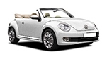 VW Beetle Cabrio oder ähnlich