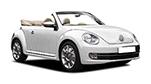 VW Beetle Cabrio or similar