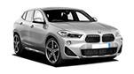 BMW X2 SUV or similar